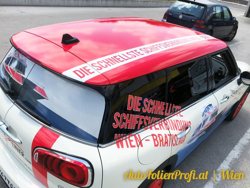 carwrapping und Beschriftung